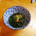 海鮮料理 沖菜 - まつも酢