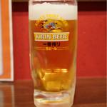 スタンド GONTa2 - ・生ビール 190円