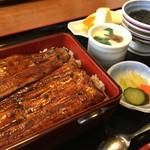 御食事処 巴 - 料理写真:2017追加:鰻重御膳2980円