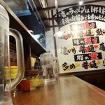 横浜家系ラーメン 稲田家 -
