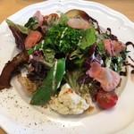 イタリア食堂 フクモト - 前菜