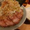 山王家 - 料理写真:ちゃーしゅーめん(中)トッピング:薬味ねぎ