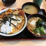 松のや 貝塚店 -
