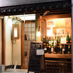 Gyoza Bar けいすけ - 外観。日式居酒屋