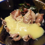 坐・和民 - ホタルイカの酢味噌和え