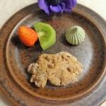 BORTON - テイクアウト クロッカンとメレンゲ菓子