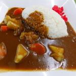 千葉市動物公園 森のレストラン - 特選カレー