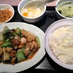 華翠苑 - 八宝菜 ¥700
