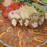 伊豆高原ユートピア - 料理写真:金目鯛のしゃぶしゃぶ