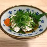 すてきや - 長崎産天然鯛の白子ポン酢