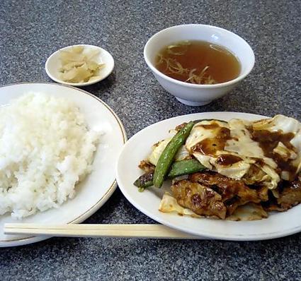 中華料理 利華