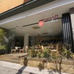 PIZZA SALVATORE CUOMO & GRILL - ボナセーラ♪♪元気なスタッフが明るくお出迎え♪イタリア語も飛び交いとても素敵な雰囲気です!