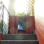 CEPPA - お店への階段@2011/1