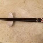 和bar 真乃和 - 猫のデザインの箸