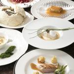 マクシミリアン - 料理写真:コース料理の一例
