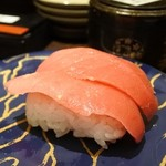大起水産回転寿司 - 中トロ