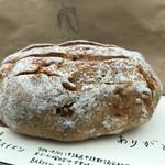 パン屋 水円 - ★★★☆ いちじくのライ麦パン