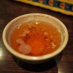 ブレッツカフェ クレープリー - シードル(辛口)(550円)
