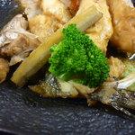 舞子寿し - 鯛のアラ煮