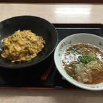 餃子の王将 - サービスランチ780円→456円