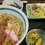 とも - うどん定食 (日替り)