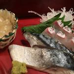 わさびと魚 -