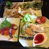 前畑亭 - 料理写真:お婆ちゃんの、心のこもった料理の数々 味もそんな感じでした。