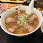 坂内 - 料理写真:ラーメン650円