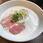 麺~leads~なかの - 塩