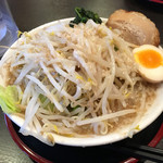 麺屋 松龍 - 松龍ラーメン 普通盛り