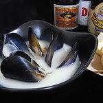 スマークリック - ベルギーといえばやっぱりムール貝! 生クリーム入りも美味ですよ!