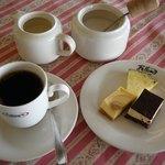 パスタクラブフェローズ - ランチ(デザート・コーヒー)