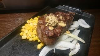 いきなりステーキ - フィレ300g