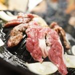 炭火焼ジンギスカン ポッケ - 焼くべし焼くべし‼︎
