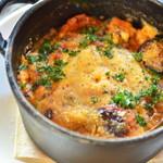 アナログ カフェ ラウンジ トーキョー - 牛トリッパのトマト煮