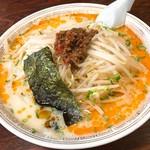 北むら - 塩坦々麺