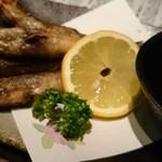 こけし - メヒカリから揚げ