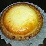 ベイク チーズ タルト - 焼きたてチーズタルト