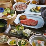 旬彩 ひより - 料理写真:大和野菜会席(権兵衛)  ¥5500