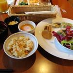 Cafe Restaurant Lavender - 小生選択のバイキング朝食