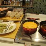 Cafe Restaurant Lavender - さらに重く感じたカレーコーナー