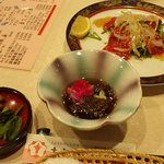 Ajisaiishigakijima - 石垣牛カルパッチョ