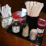さくら亭 - 20101219さくら亭 テーブルセット