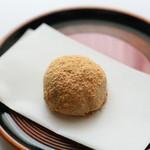 とま屋 - 料理写真:わらびもち