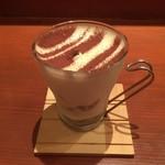 みのりCafe - 紅ほっぺのティラミス