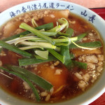 64033412 - 大阪の尾道ラーメンのチャーシュー麺1000円