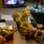 まり邑 - 料理写真:タラの芽