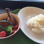 磐梯食堂 - 女子カレー