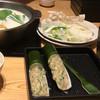 しゃぶ菜 - 料理写真:牛・豚肉食べ放題コース(昆布 豆乳)¥1999(税抜)