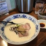 麺屋 よつ葉 -